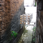 心和祠的砖